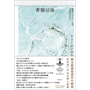 『青猫以後(アストロノート1)松本圭二セレクション第4巻(詩4)』