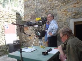 JOACHIM GATTI, tournage